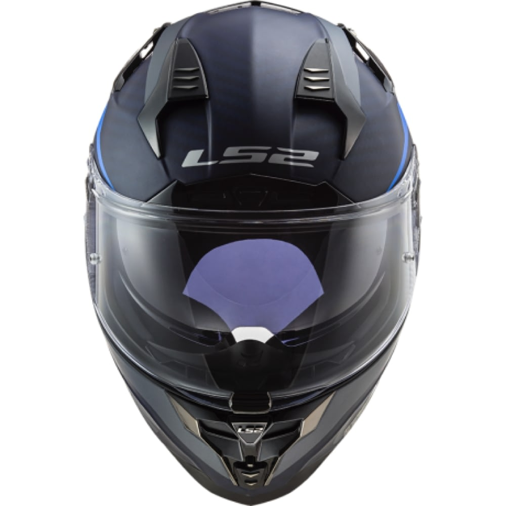 LS2 FF327 Challenger CT2 Drone Blue