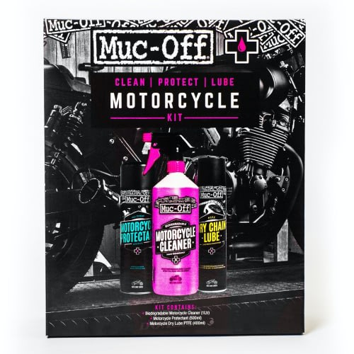 Muc-Off Clean Protect & Lube Kit